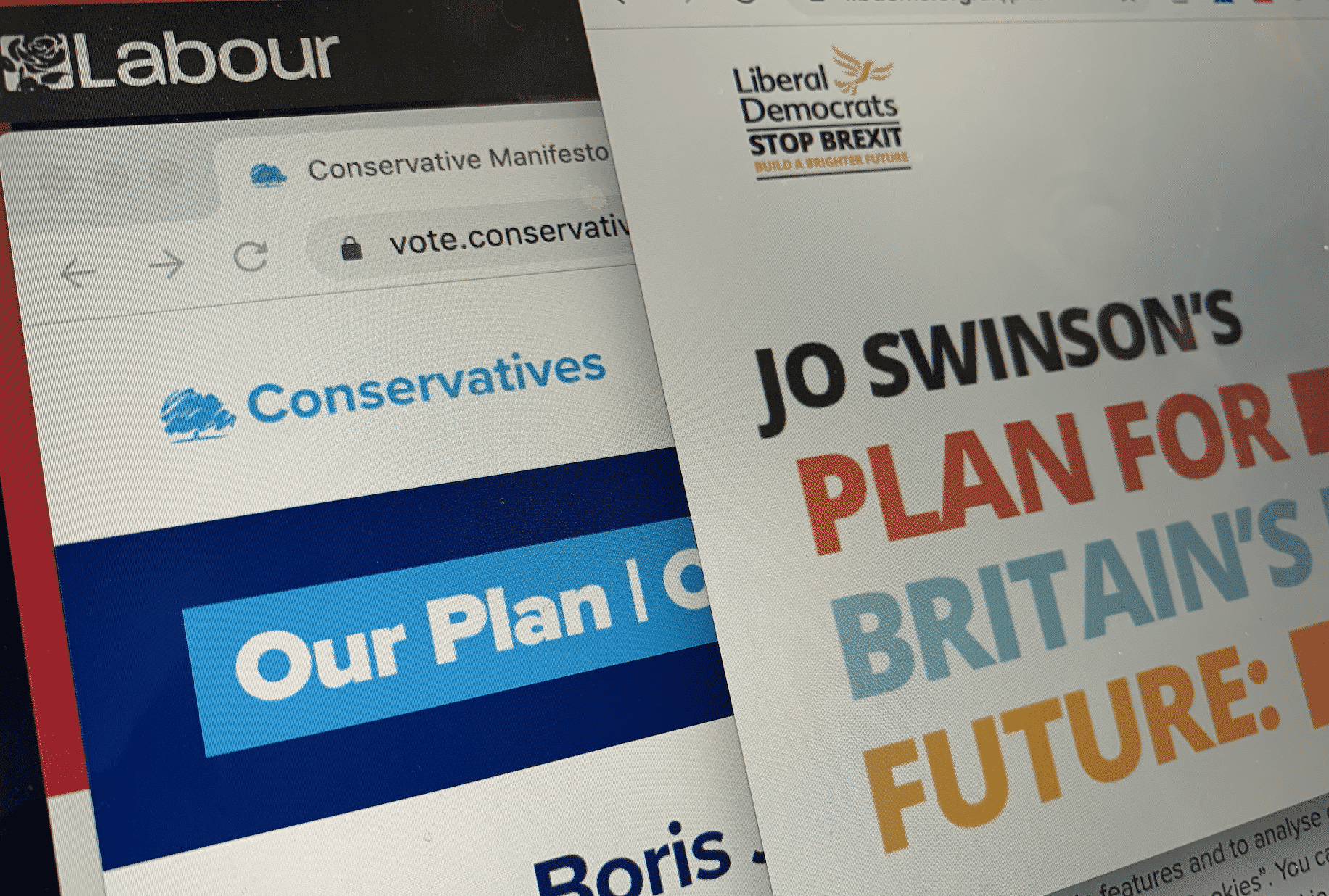 general election 2019 manifesto corporation tax pledges