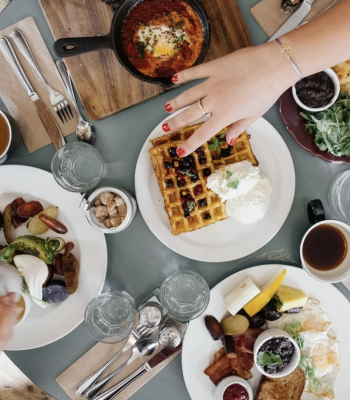 free restaurant website setup