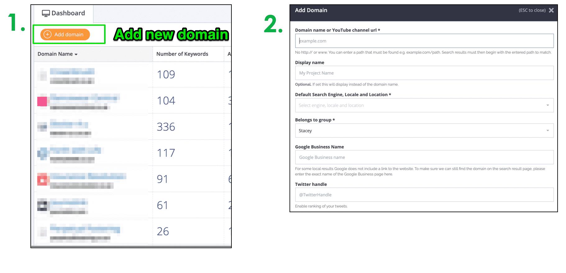 accuranker rankings checks
