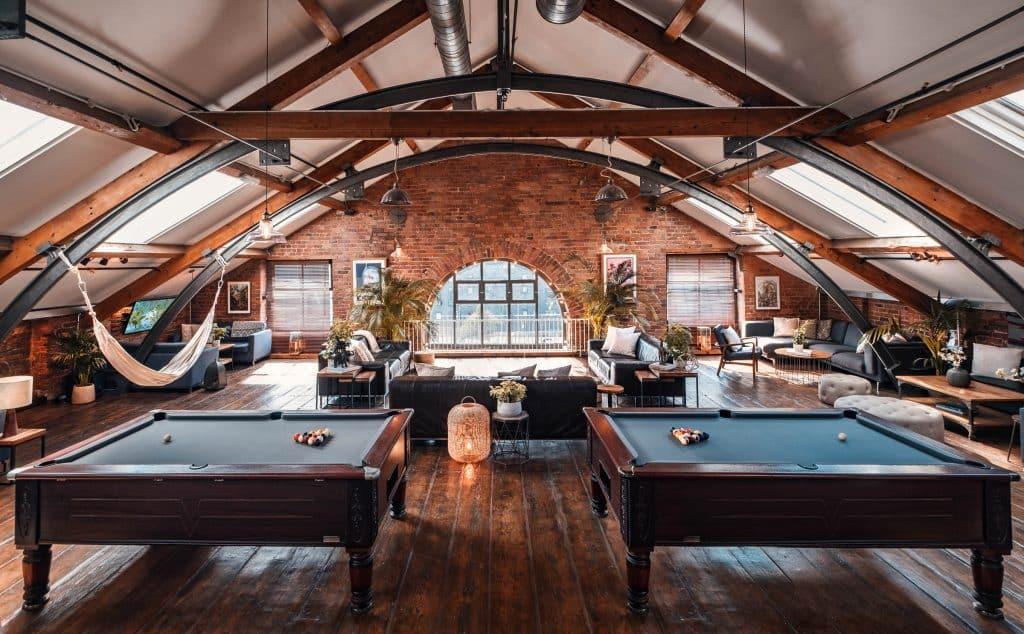 beehive lofts upper floor