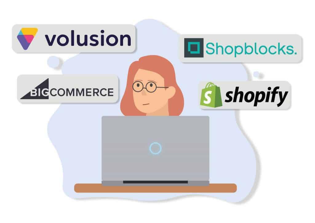 choose an ecommerce platform