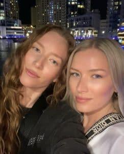 Gee Hair founders Hana and Cindy Johansen